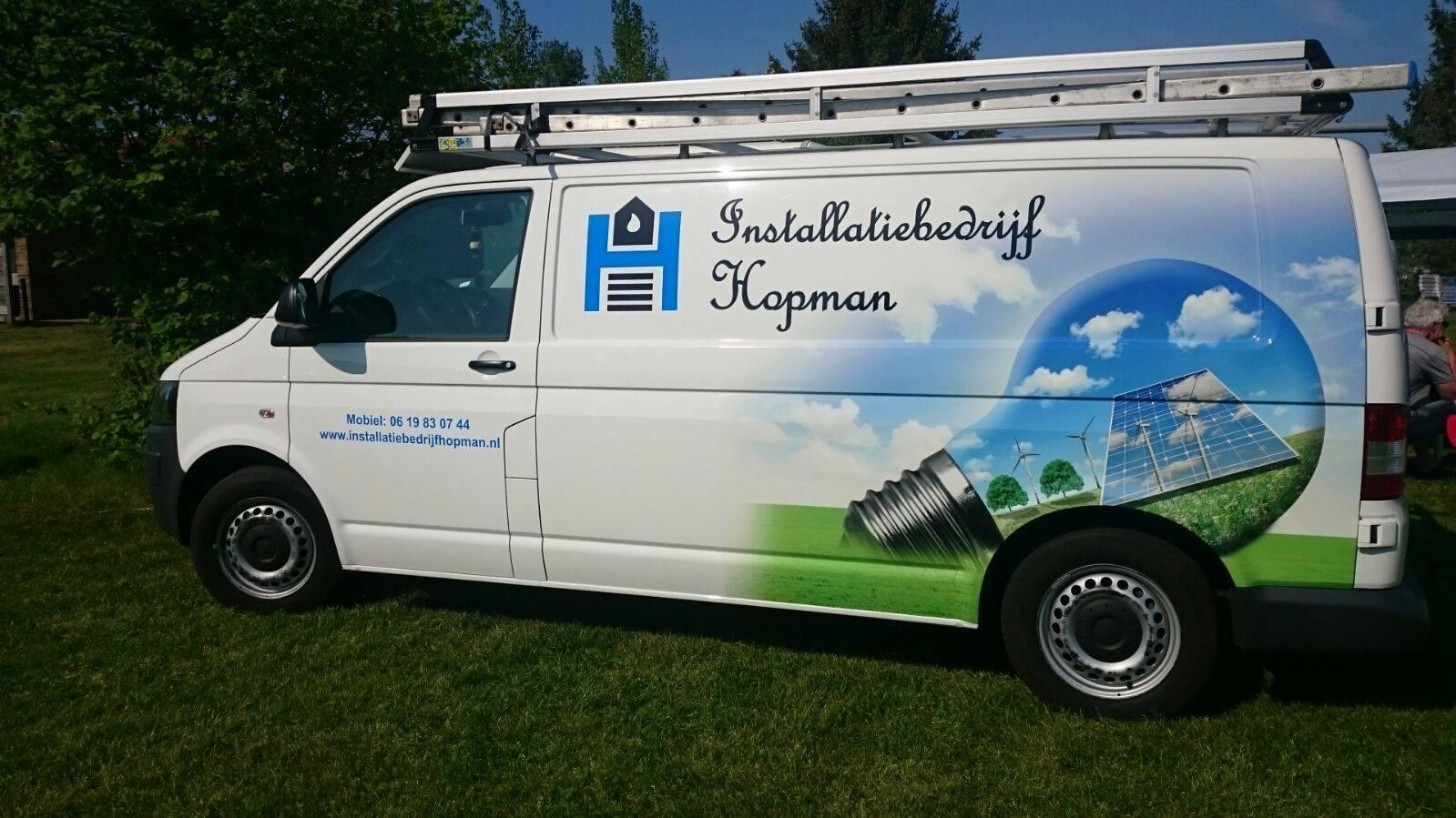 Installatiebedrijf Hopman